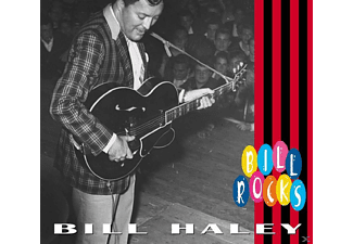Bill Haley - Bill Rocks - (CD)