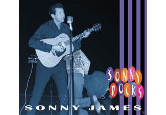 Sonny James - Sonny Rocks - (CD)