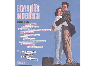 VARIOUS - Elvis Hits Auf Deutsch Vol.2 - (CD)