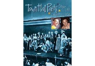 VARIOUS - Town Hall Party 11.Okt.1958& 22.August 1959& 22.August 1959 - (DVD)