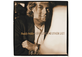 Buddy Miller - Your Love And Other Lies (180gram Vinyl) - (Vinyl)