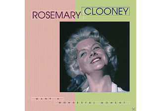 Rosemary Clooney - Many A Wonderful Moment 8-Cd & [CD]