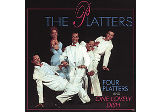 The Platters - Four Platters And One Lovely Dish - (CD)