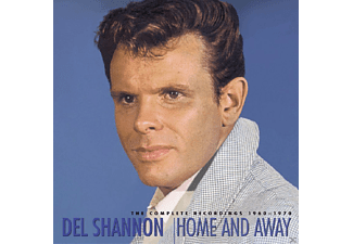 Del Shannon - Home And Away - (CD + Buch)