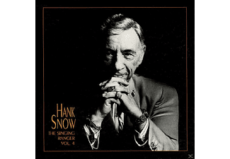 Hank Snow - Vol.4, Singing Ranger   9-Cd & - (CD)