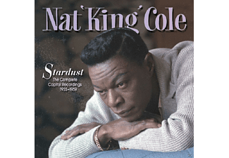 Nat King Cole - Stardust-Complete Capitol Recordings 1955-1959 - (CD + Buch)