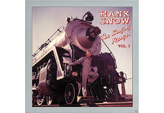 Hank Snow - Vol.3, Singing Ranger   12-Cd - (CD)