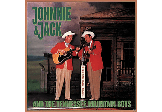 Johnnie - And The Tennessee Mountain Boys - (CD + Buch)