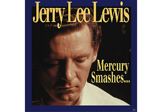 Jerry Lee Lewis - Mercury Smashes..10-Cd & 64 - (CD)