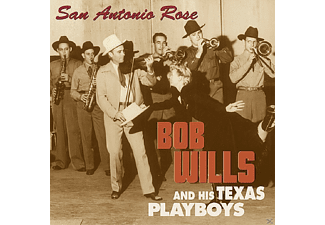 Bob Wills - San Antonio Rose   11-Cd-Box & - (CD)