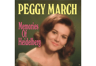 Peggy March - Memories Of Heidelberg - (CD)