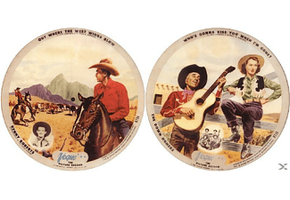 ROBERTS KENNY/THE DOWN HOMERS - Picture Disc - (Vinyl)