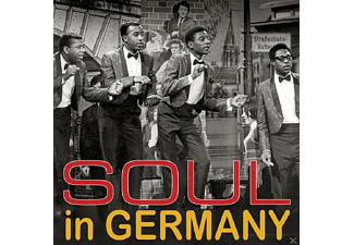 VARIOUS - Soul In Germany - (CD)