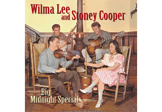 Cooper Wilma & Stoney - Big Midnight Special - (CD + Buch)