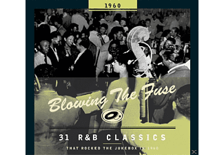 VARIOUS - Blowing The Fuse 1960 - (CD)