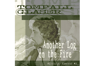 Tompall Glaser - Another Log On The Fire - Hillbilly Central #2 - (CD)