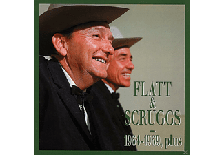 Scruggs - 1964-1969, Plus   6-Cd & Book/ - (CD)