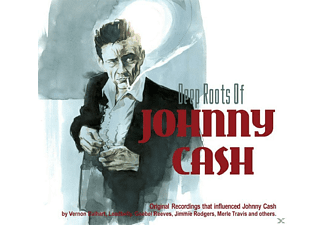 VARIOUS - Deep Roots Of Johnny Cash - (CD)