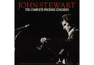 John Stewart - The Complete Phoenix Concerts - (CD)