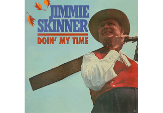 Jimmie Skinner - Doin  My Time - (CD + Buch)