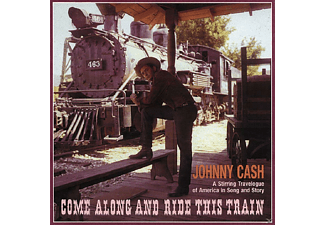 Johnny Cash - Come Along And Ride This Train [CD]