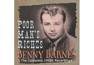 Benny Barnes - Poor Man's Riches, Complete 19 - (CD)