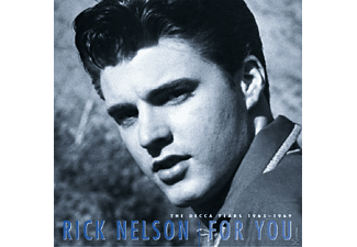 Rick Nelson - For You-The Decca Years - (CD)