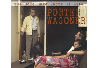 Porter Wagoner - The Cold Hard Facts Of Life - (CD)
