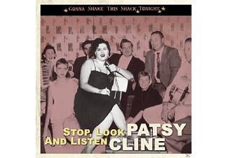Patsy Cline - Stop, Look And Listen [CD]