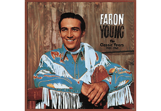 Faron Young - The Classic Years   5-Cd & Boo - (CD)