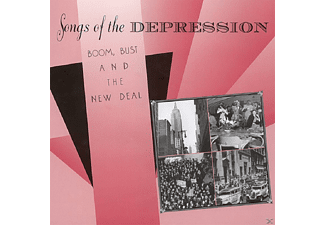 VARIOUS - Depression Years   4-Cd & Book - (CD)