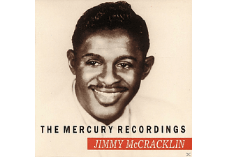 Jimmy McCracklin - The Mercury Recordings - (CD)