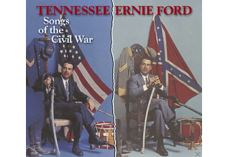 Tennessee Ernie Ford - Songs Of The Civil War - (CD)