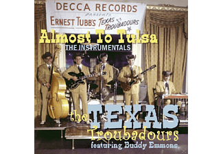 Texas Troubadours - Instrumentals [CD]