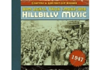 VARIOUS - Dim Lights, Thick Smoke And Hillbilly Music 1947 - (CD)