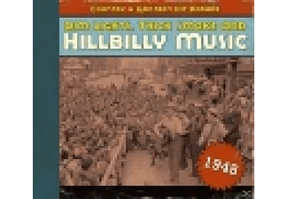 VARIOUS - Dim Lights, Thick Smoke And Hillbilly Music 1948 - (CD)