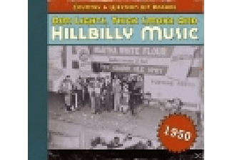 VARIOUS - Dim Lights, Thick Smoke And Hillbilly Music 1950 - (CD)