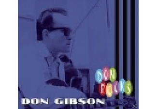 Don Gibson - Rocks - (CD)
