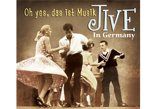 VARIOUS - Jive In Germany-Oh Yes, Das Ist Musik [CD]