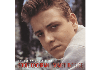 Eddie Cochran - Somethin' Else!-The Ultimate Collection - (CD)