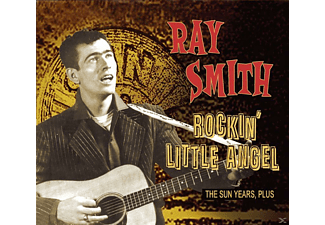 Ray Smith - Rockin' Little Angel - (CD)
