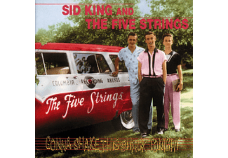 Sid King - Gonna Shake This Shack Tonight - (CD)
