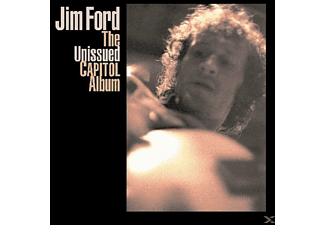 Jim Ford - The Unissued Capitol Album - (CD)