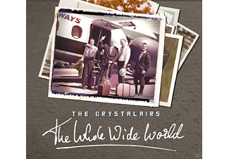 The Crystalairs - The Whole Wide World - (CD)