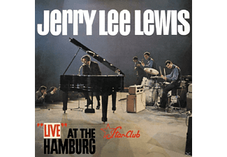 Jerry Lee Lewis - Live At The Star-Club Hamburg - (Vinyl)