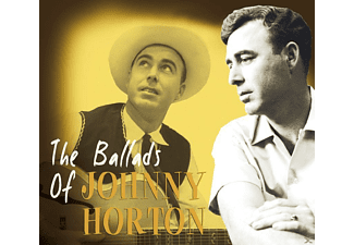 Johnny Horton - Ballads Of Johnny Horton - (CD)
