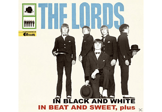 The Lords - In Black And White-In Beat And Sweet, Plus - (CD)