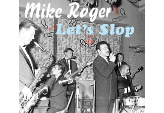 Mike & His Machine Guns Roger - Let's Slop - (CD)