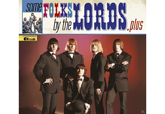 The Lords - Some Folks By The Lords, Plus - (CD)