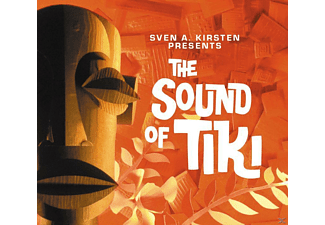 VARIOUS - Sven A.Kirsten Presents The Sound Of Tiki [CD]